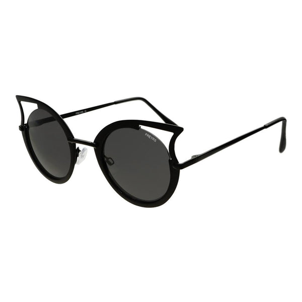 Mimi Round Cat Eye Sunglasses - FREYRS - Beautifully designed, cheap sunglasses for men & women  - 5