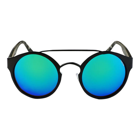Evelyn Round Cat Eye Sunglasses