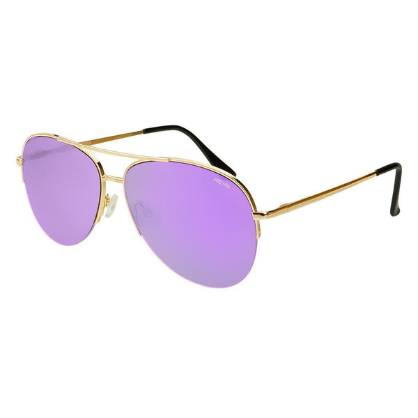Rio Flat Lens Aviator Sunglasses - FREYRS - Beautifully designed, cheap sunglasses for men & women  - 2