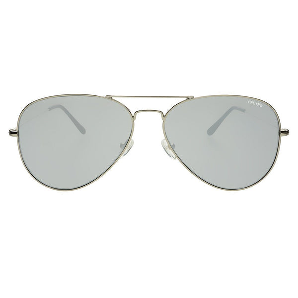 Mango Large Aviator Sunglasses - FREYRS - Beautifully designed, cheap sunglasses for men & women  - 4