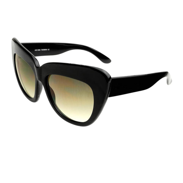 Stylish Large Oversized Designer Cat Eye Sunglasses Shades C21 - FREYRS - Beautifully designed, cheap sunglasses for men & women  - 4