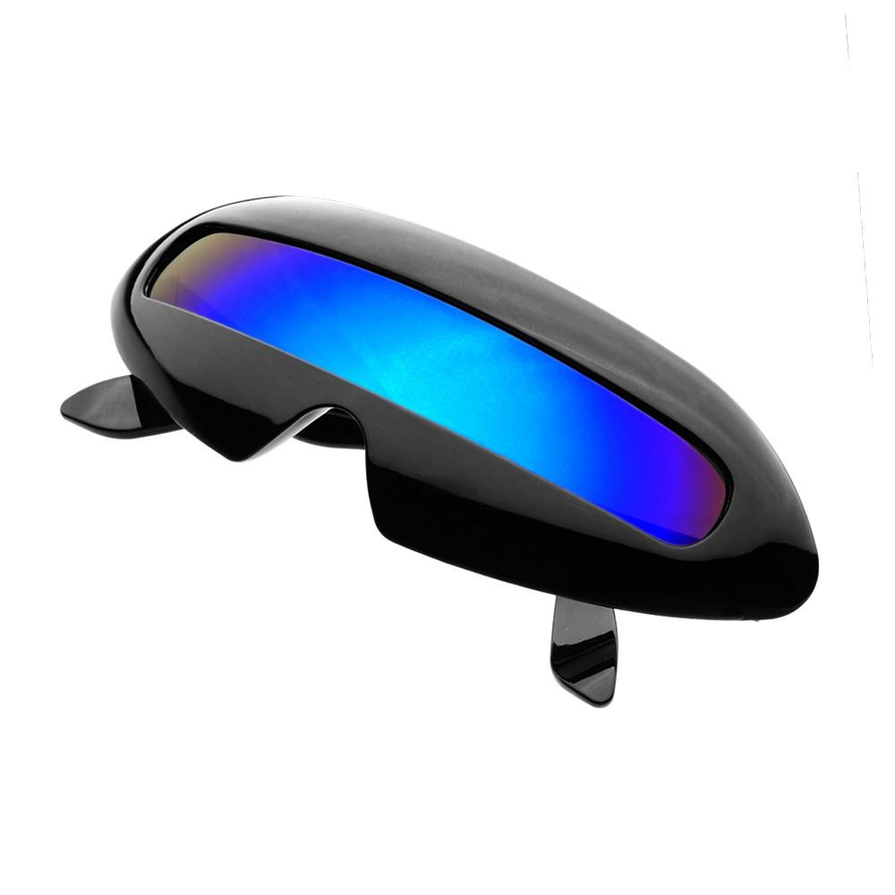 f97ed6f1076 Unique Alien Robot Reflective Mirror Lens Party Sunglasses Shades P24 -  FREYRS - Beautifully designed