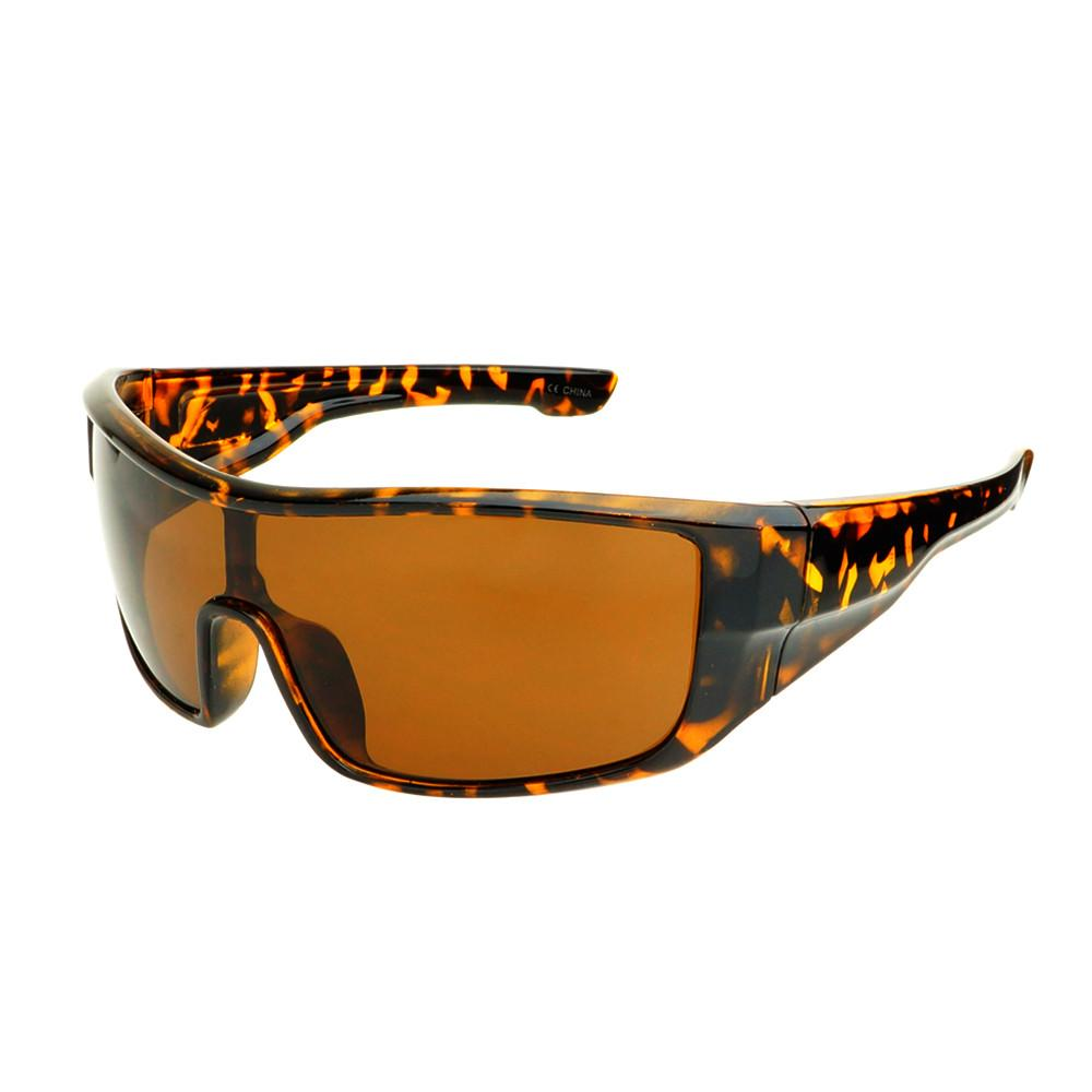 Sporty Fashion Shield Biker Mens Sunglasses Shades S02 - FREYRS - Beautifully designed, cheap sunglasses for men & women  - 1