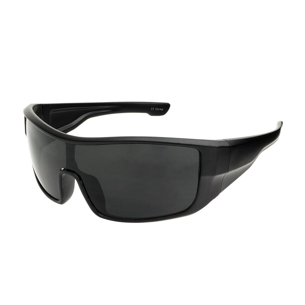 Sporty Fashion Shield Biker Mens Sunglasses Shades S02 - FREYRS - Beautifully designed, cheap sunglasses for men & women  - 4
