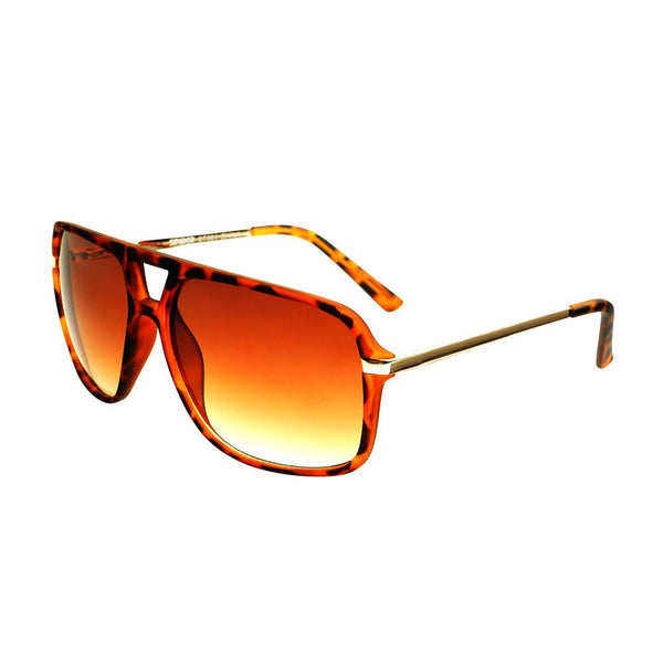 Womens Mens Fashion Rubberized Matte Aviator Sunglasses A1890 - FREYRS - Beautifully designed, cheap sunglasses for men & women  - 1