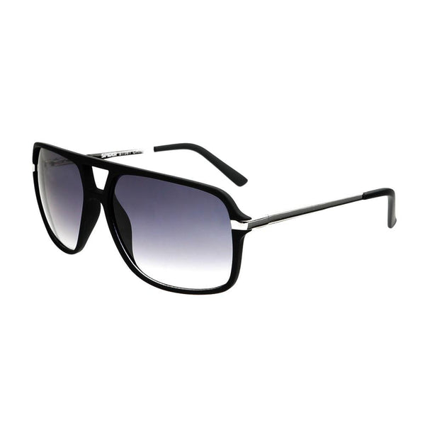 Womens Mens Fashion Rubberized Matte Aviator Sunglasses A1890 - FREYRS - Beautifully designed, cheap sunglasses for men & women  - 4