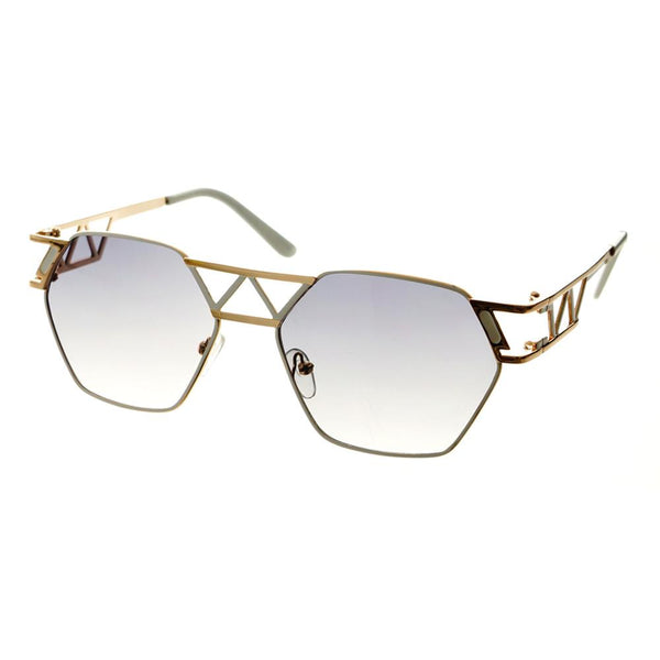 Unique Designer Celebrity Fashion Metal Sunglasses Shades A1340 - FREYRS - Beautifully designed, cheap sunglasses for men & women  - 5