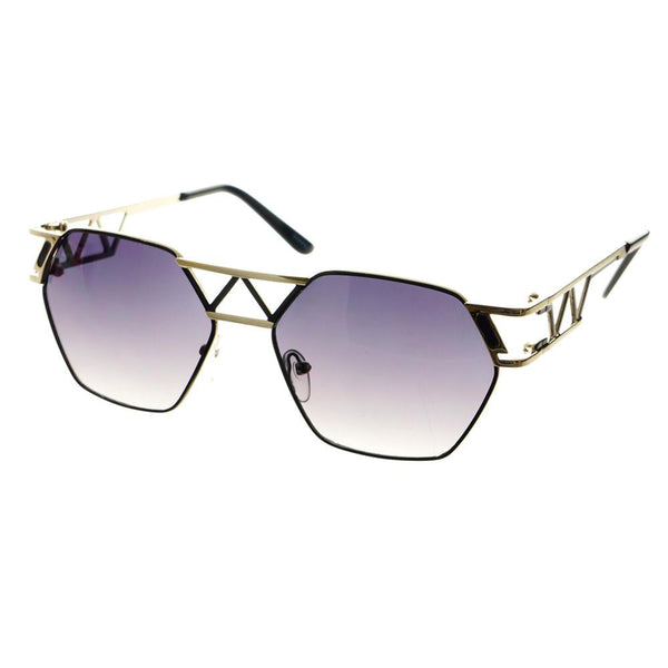Unique Designer Celebrity Fashion Metal Sunglasses Shades A1340 - FREYRS - Beautifully designed, cheap sunglasses for men & women  - 1