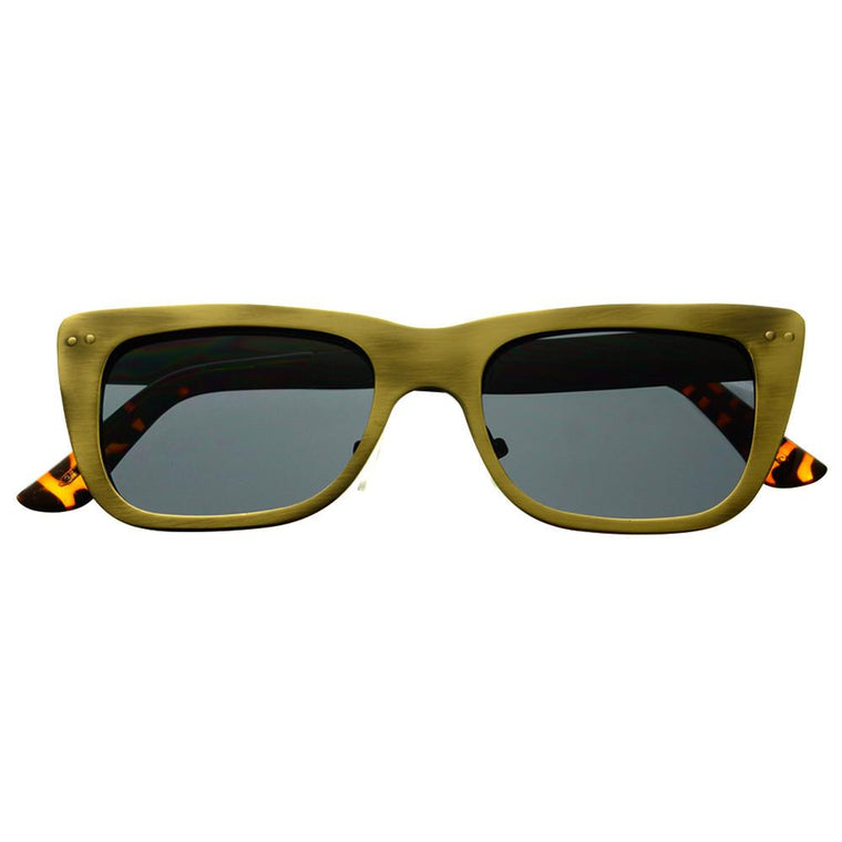 Celebrity Fashion Designer Square Sunglasses W1950