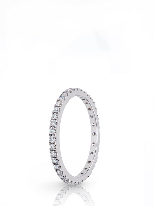 Fine Diamond Full Eternity Ring