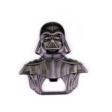 Load image into Gallery viewer, Darth Vader Bottle Opener Keychain