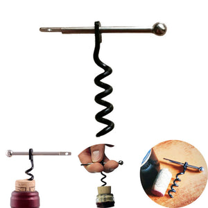 Keyring Corkscrew Wine Bottle Opener