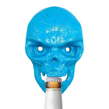 Load image into Gallery viewer, Wall Mount Skull Bottle Opener