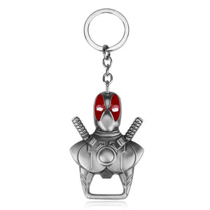 Deadpool Keychain Bottle Opener
