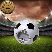 Load image into Gallery viewer, Soccer Ball Magnetic Singing Bottle Opener