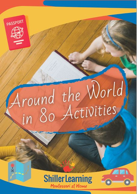 Around the World in 80 Activities