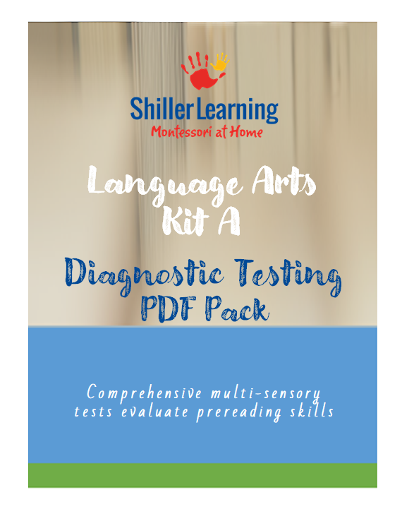 Language Arts Kit A Diagnostic Tests and Answer Keys