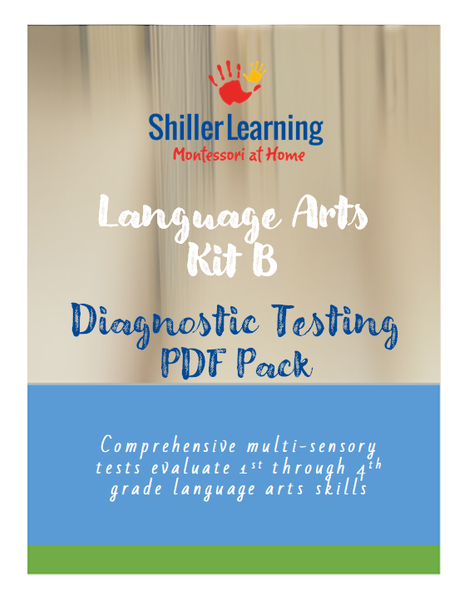Language Arts Kit B Diagnostic Tests and Answer Keys