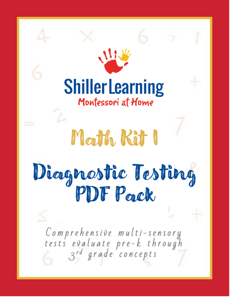 Math Kit I Diagnostic Tests and Answer Keys