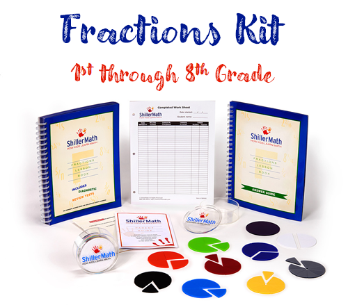Pre-Owned Fractions Kit (G1-G8)