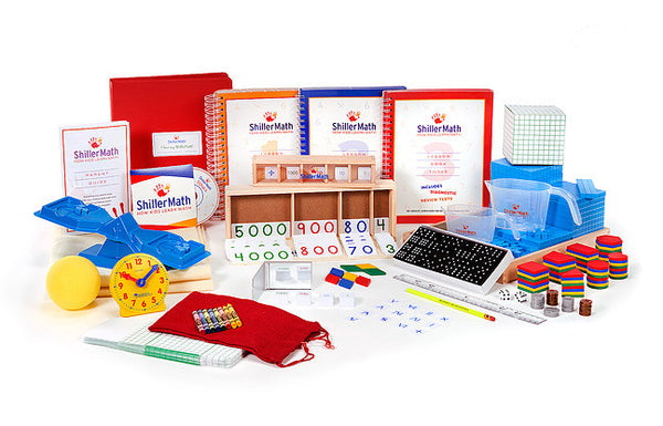 Math Kit I Manipulative Set (PreK-G3)