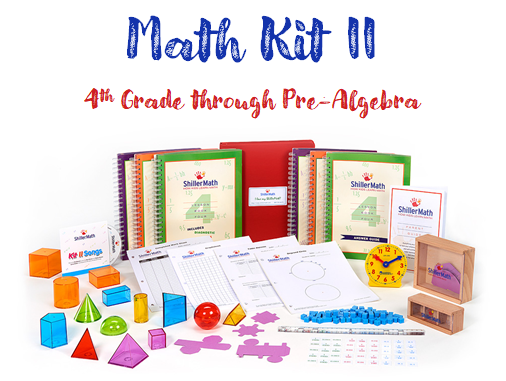 Pre-Owned Math Kit II (4-G8)