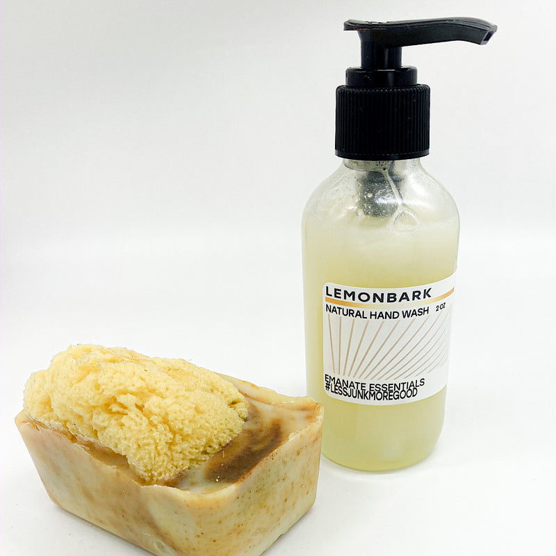 Natural Hand Wash - Emanate Essentials