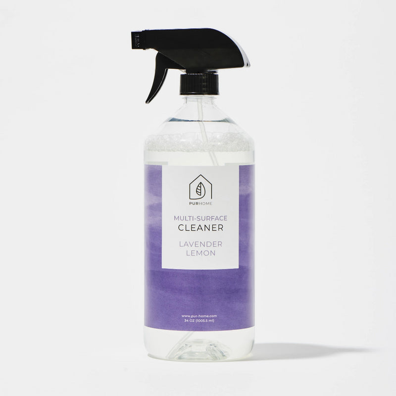 Lavender & Lemon Multi-Surface Cleaner