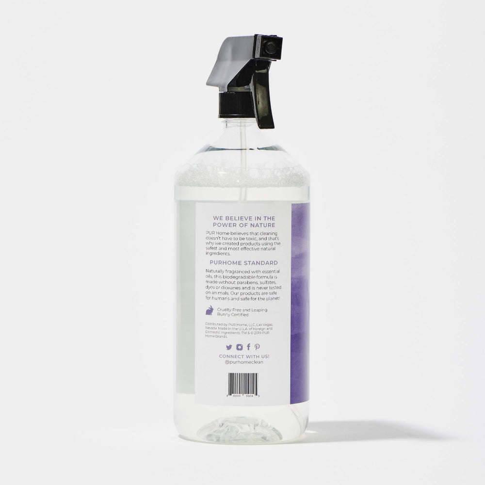 Disinfectant Lavender & Lemon Multi-Surface Cleaner