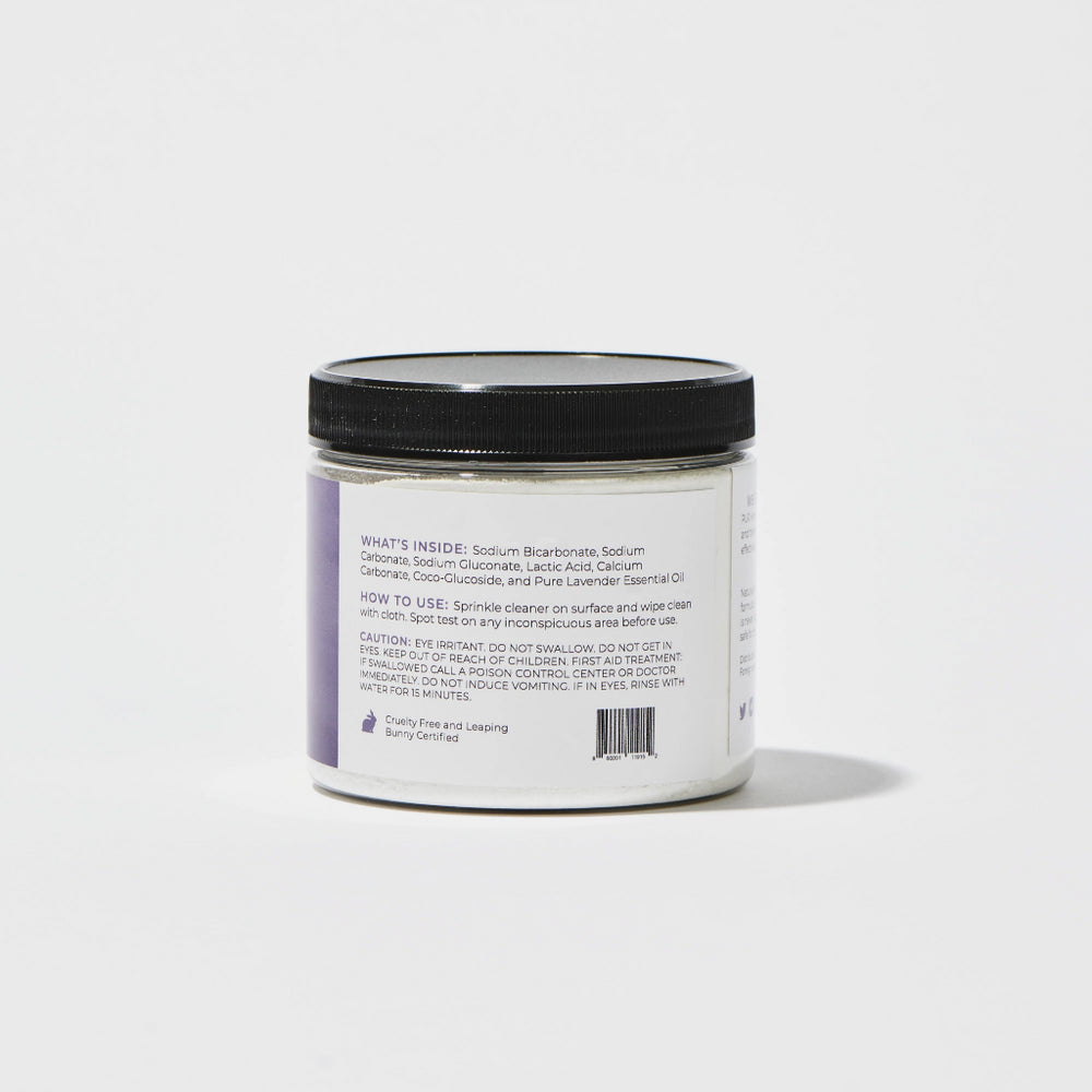 Lavender Multi-Surface Cleaning Powder