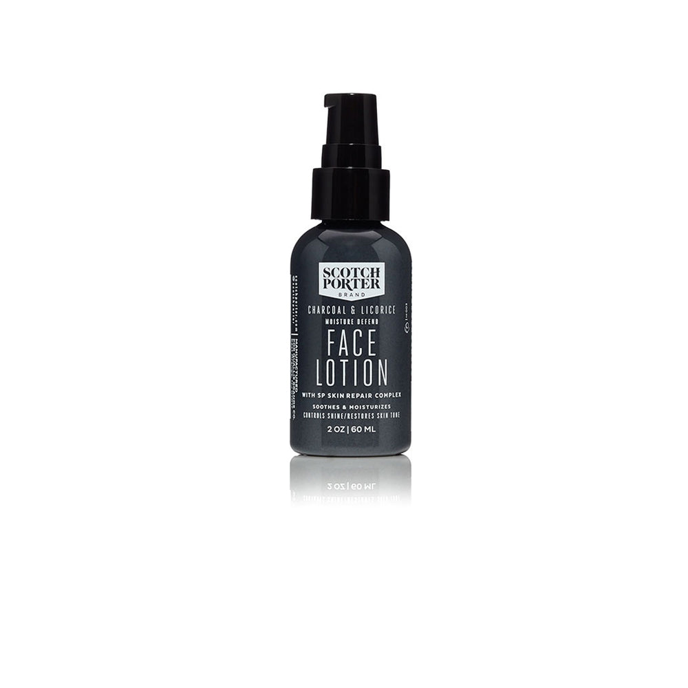 Charcoal Licorice Face Lotion