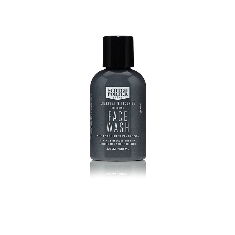 Charcoal Licorice Face Wash