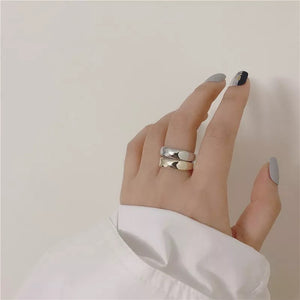 Odd Shaped Ring (Gold)