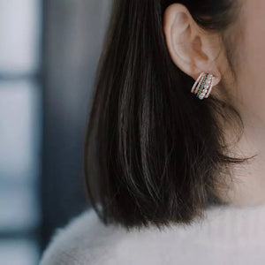 Stack Them Up Earrings