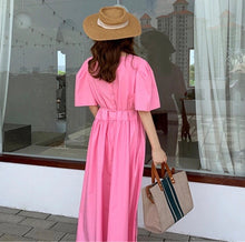 Load image into Gallery viewer, Lady In Pink Dress