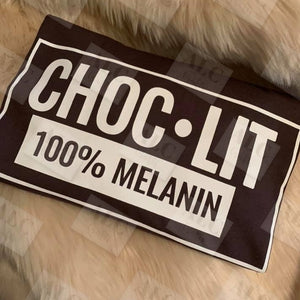 Choclit and Melanin Shirt
