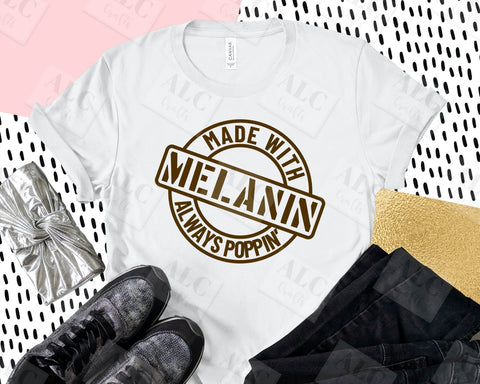 Made With Melanin Shirt