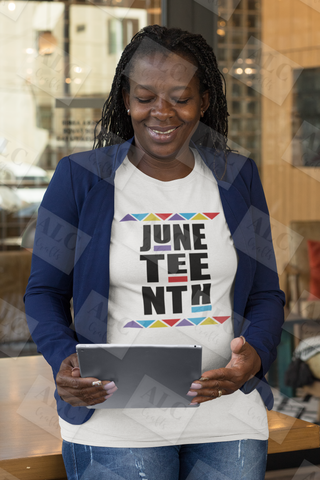 Juneteenth HTV Shirt