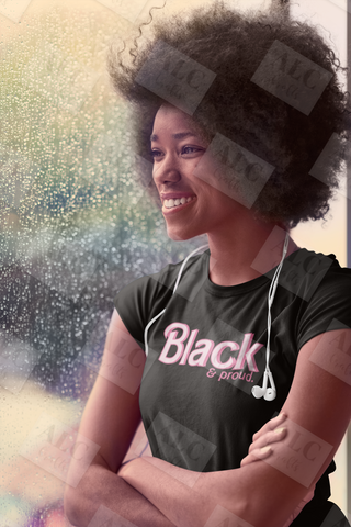 Black and Proud Shirt