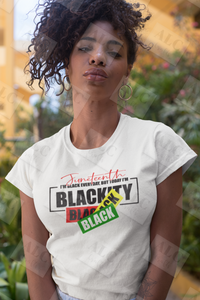 Blackity Black Juneteenth Shirt