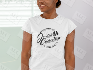 Juneteenth Celebration Shirt