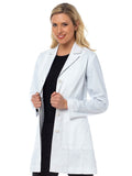 9644 TAILORED MID LENGTH LAB COAT