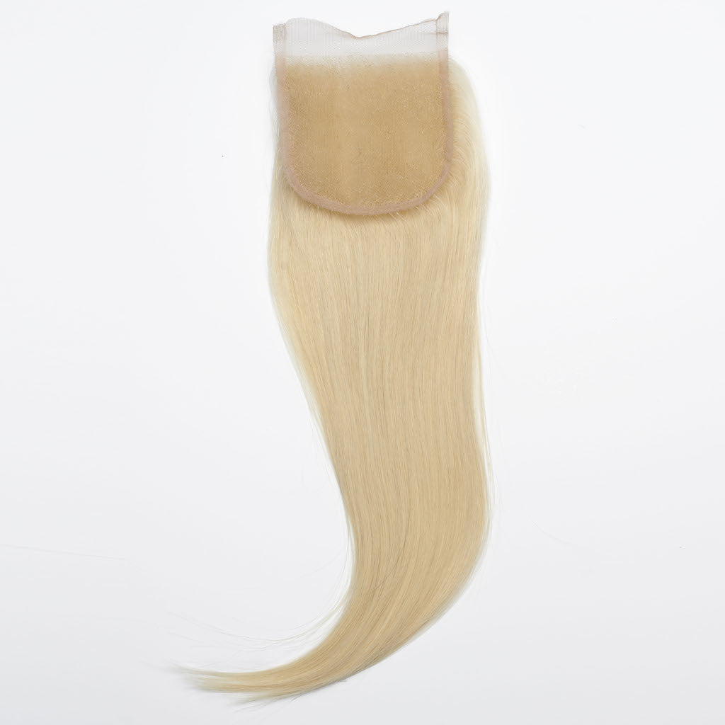 Eurasian Straight Lace Closure 14""