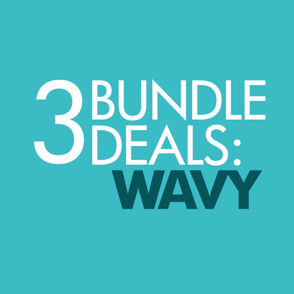 Malaysian Wavy Hair 3 Bundle Deal