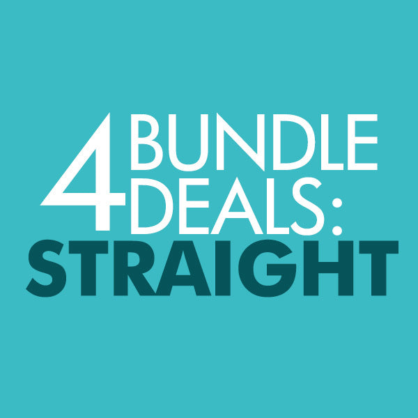 Malaysian Straight Hair 4 Bundle Deal