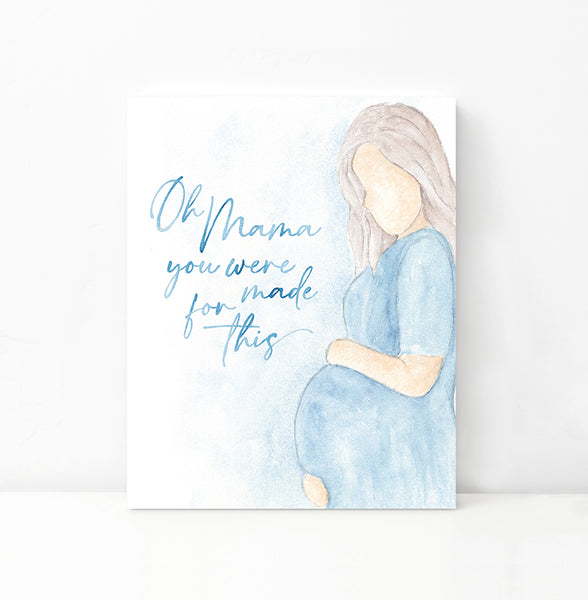 You were made for this - Maternity
