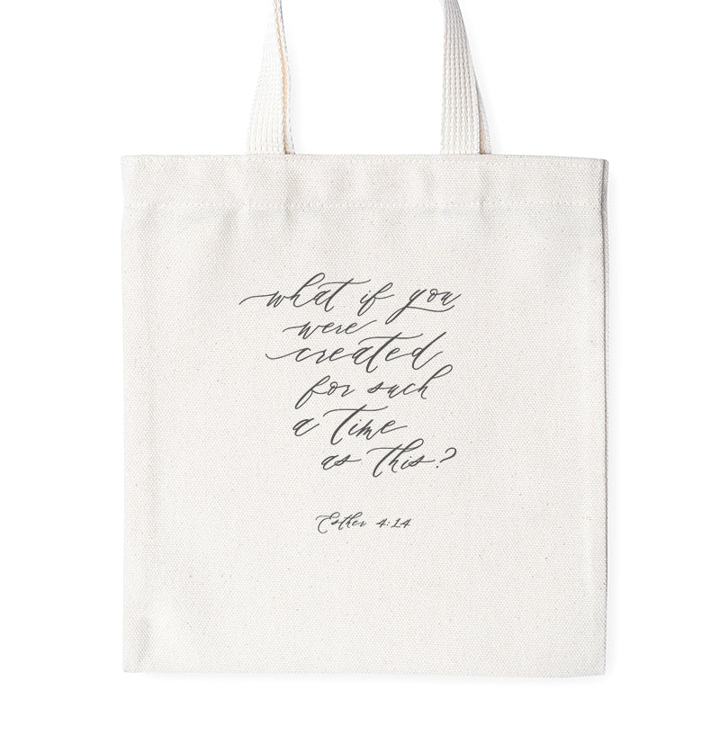 For Such a Time as This - Tote Bag