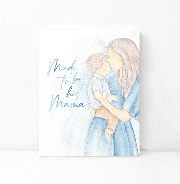 Made To Be His Mama - Digital Download