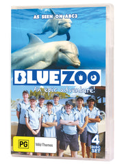 Blue Zoo DVD