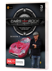 Cars that Rock Season 02 DVD